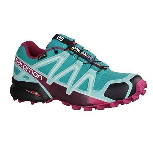 Salomon Damen Speedcross 4 GTX Trailrunning Schuhe: Amazon