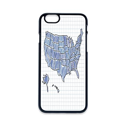 Amazon com: Phone Case Compatible with iPhone5 iPhone5s 2D