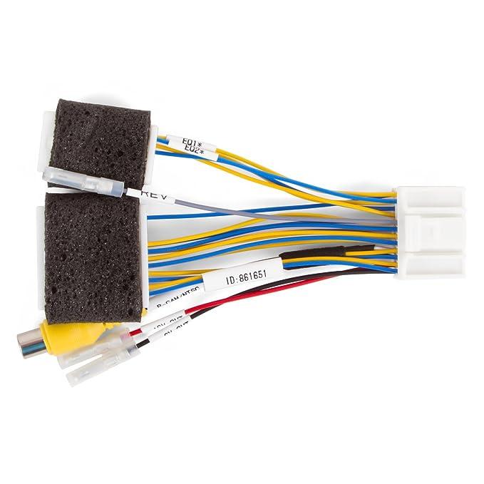 Kabel zum Anschluss einer Rückblickkamera in Nissan Cube Juke Micra ...