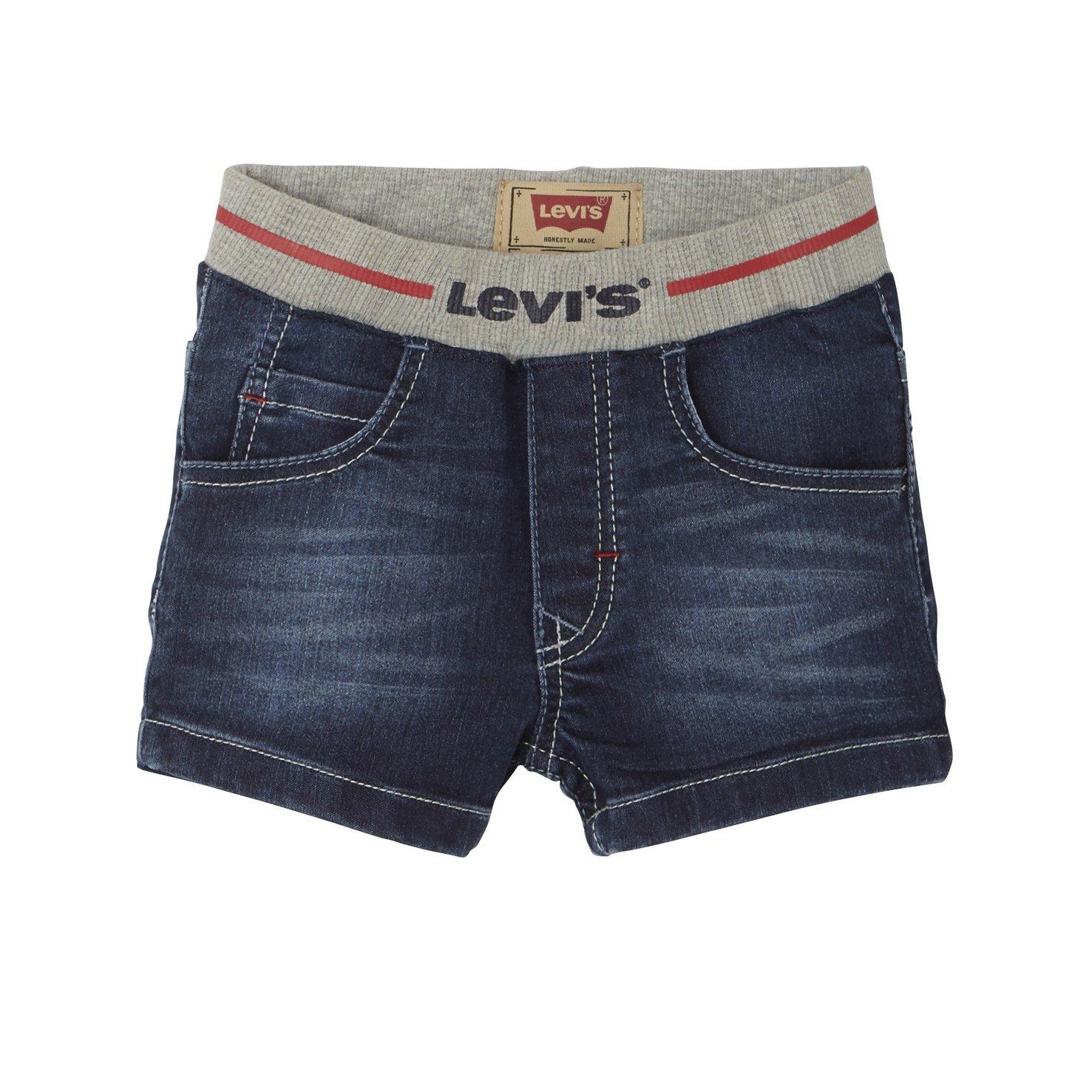 Levi'S Bermuda Pantaloncino Jeans Baby Bimbo NJ25024-46