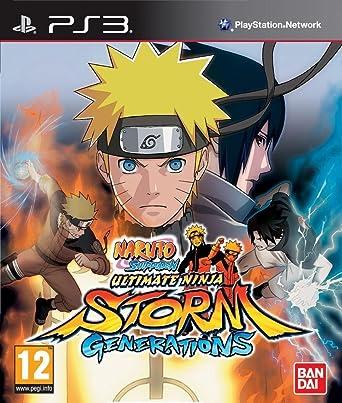 Naruto Shippuden: Ultimate Ninja Storm Generations: Amazon ...