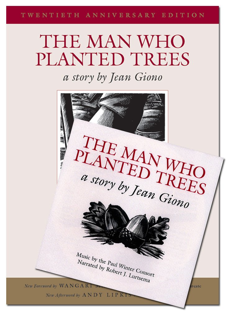 Read Online The Man Who Planted Trees (Book & CD Bundle) pdf