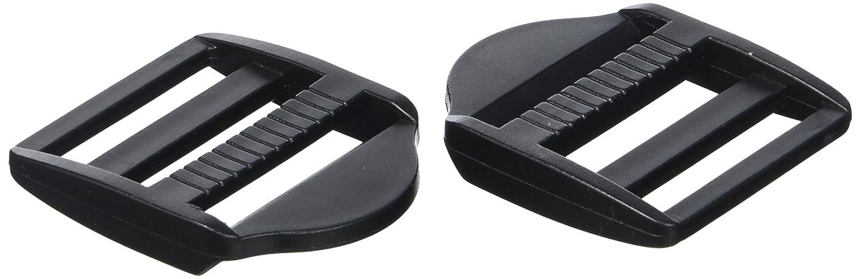 Klemm-Leiterschnallen KST 40 mm schwarz Prym 416392