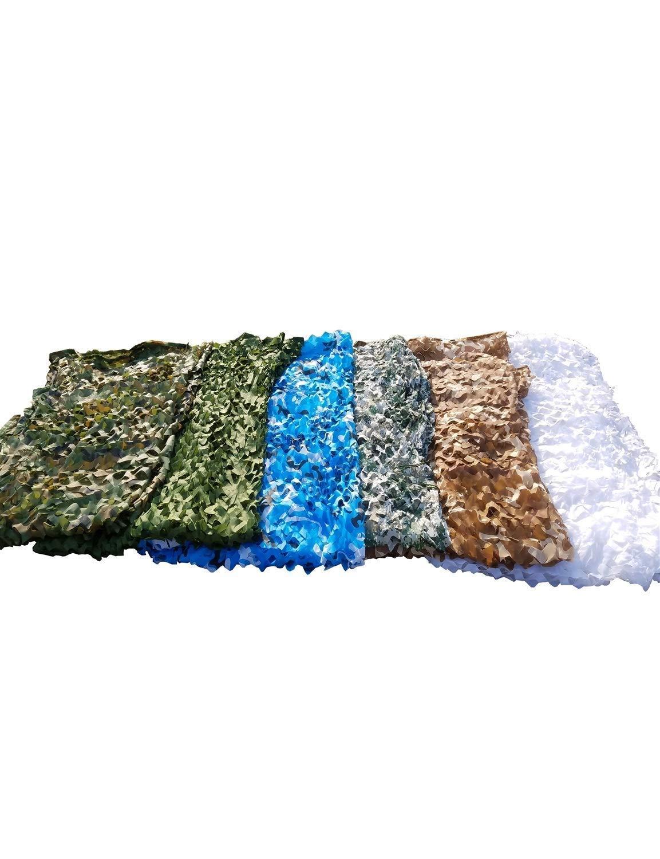 Zelte, Sunblock Outdoor Tarnnetz, Tarnnetz, Tarnnetz, Militärische Tarnnetz Grün Dekorative Camo Verrechnung Mehrere Farben Und Größen Größe Optional (Farbe  Desert, Größe  8 X 10 M) - Alle Grün, 8×10 M B07QH5HQ5Y Kuppelz 783a3c