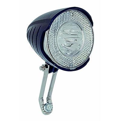 Profex Éclairage avant 10 lux avec capteur et fonction feu de position + fixation