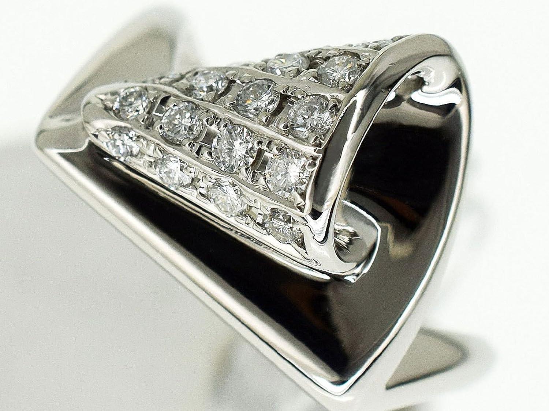 ダイヤモンド(D0.36ct) リング Pt900 プラチナ 日本サイズ約12号 #52 29500703 B07587J5Y4