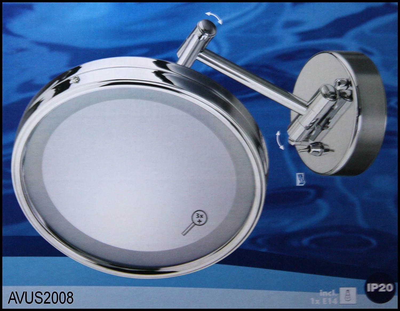 BRILONER Spiegelleuchte 1 x E14//15W