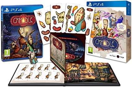 Candle: The Power Of The Flame - Signature Edition: Amazon.es: Videojuegos
