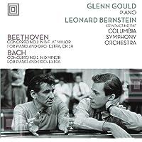 Plays Beethoven Concerto No. 2 & Bach Concerto No. 1 (180G)