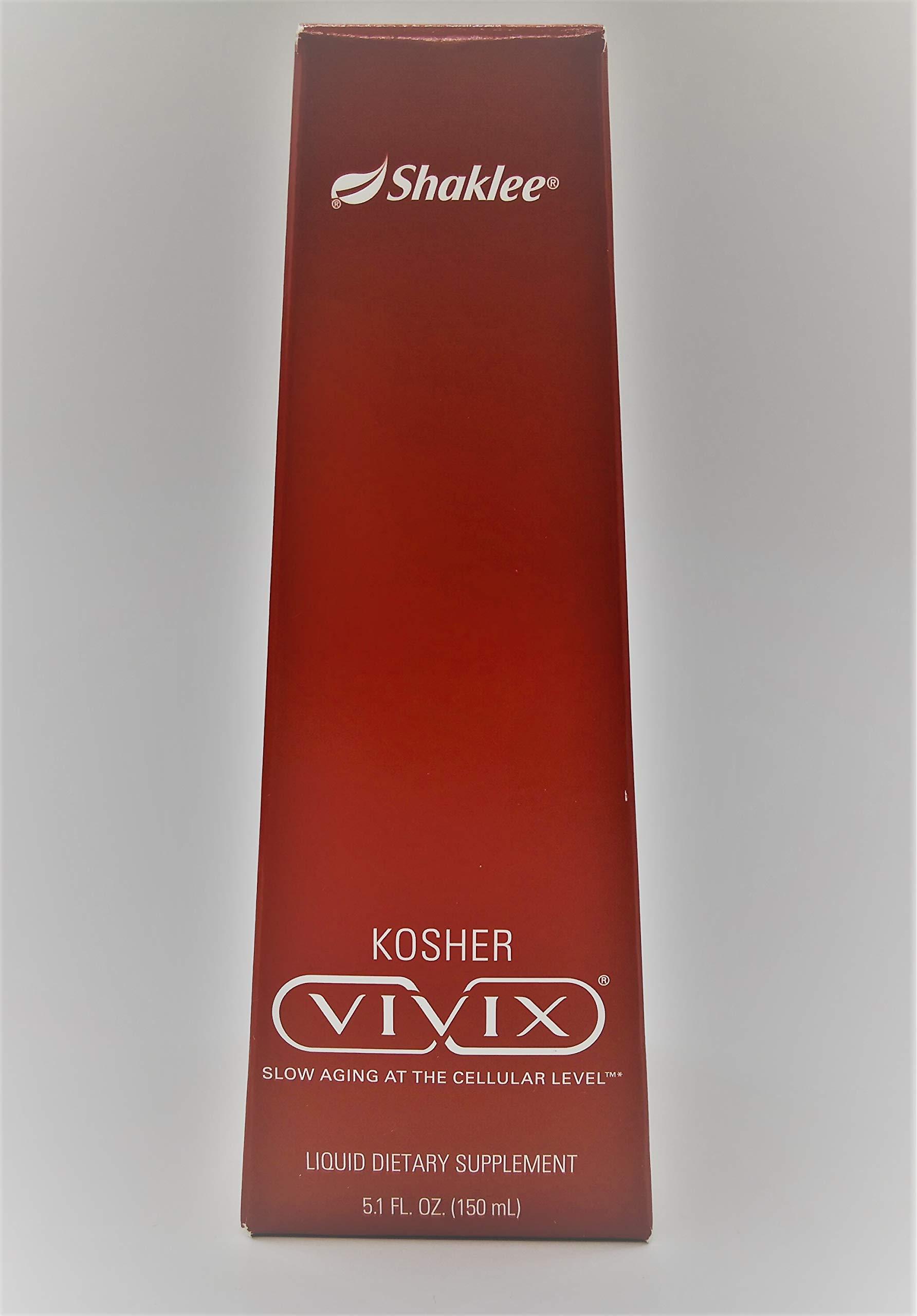 Shaklee Vivix Kosher Liquid Dietary Supplement 5.1 FL. OZ.