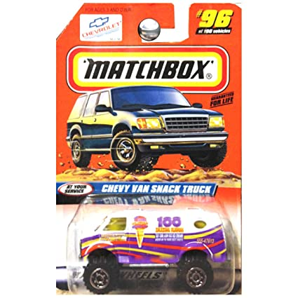 amazon com matchbox 1998 at your service chevrolet chevy Barbie Toy Jeep Grand Cherokee