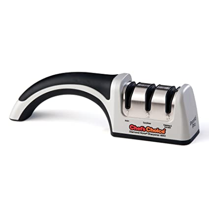 Chef's Choice 4643 ProntoPro Angle Select Diamond Hone 3 Stage Manual Knife Sharpener