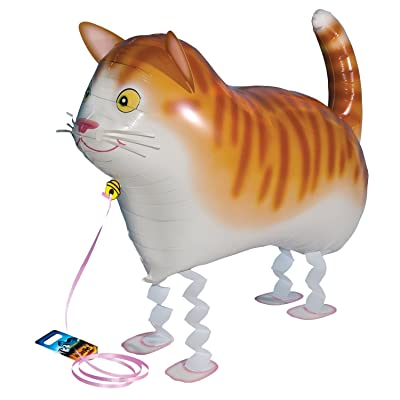 My Own Pet Balloons Cat Domestic Animal: Toys & Games