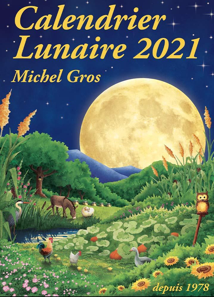 Amazon.fr   Calendrier Lunaire   Gros, Michel   Livres