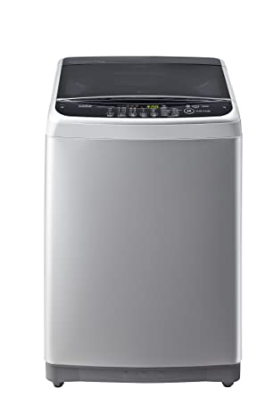 LG 7.0 kg Fully-Automatic Top Loading Washing Machine (T8081NEDL1, Free Silver)