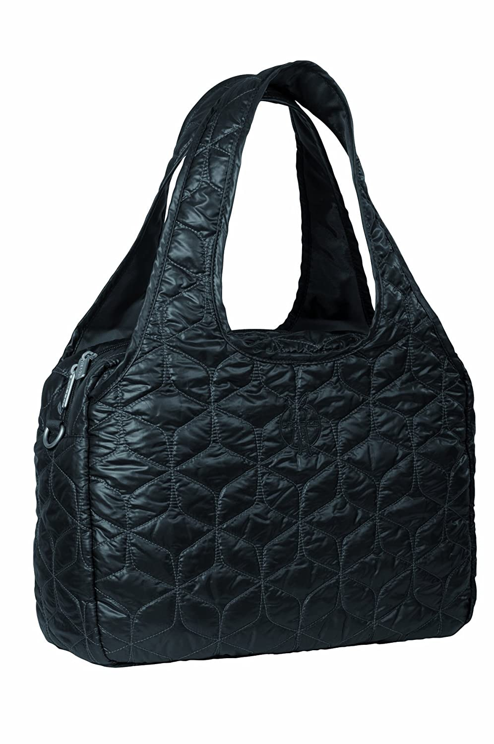 Amazon.com : Glam Global bolsa de pañales, Negro ...