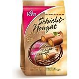 Viba Schicht-Nougat Röllchen 100g