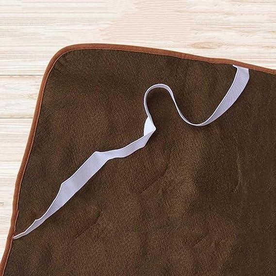 Manta eléctrica Individual Control simple Estudiante Cama compartida La seguridad Impermeable Sin radiación Colchón eléctrico 70 * 150cm , 70*150cm ...