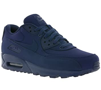 Nike Buty Air Max 90 Essential Midnight Navy Shoes, chaussures, bleu, 45