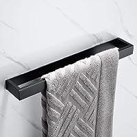 Biutimarden 40 cm handdoekstang handdoekhouder zonder boren roestvrij staal zelfklevende handdoekstang badhanddoekhouder…