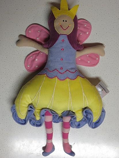 Amazon.com: Jumping Frijoles Plush Hada Madrina muñeca ...