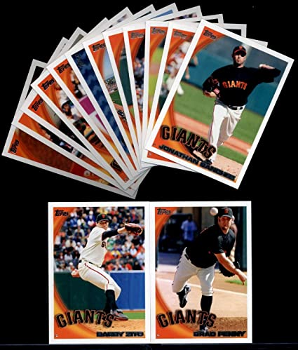 Amazon.com: HOT - 2010 Topps Baseball Cards Complete TEAM ...