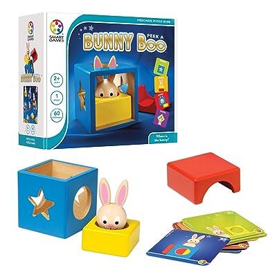 SmartGames Bunny Peek a Boo: Toys & Games