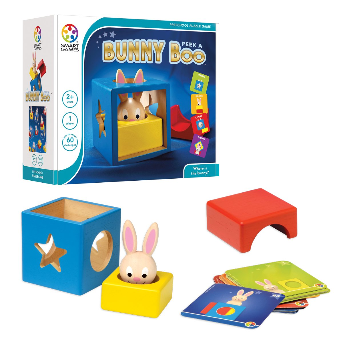SmartGames Bunny Peek a Boo