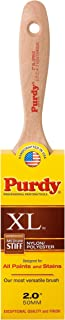 product image for Purdy 144380320 XL Series Sprig Flat Trim Paint Brush, 2 inch