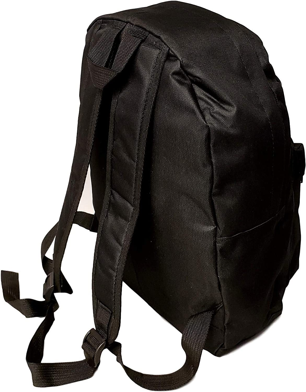 Ultralight Basic Classic Backpack Solid Colors Gray
