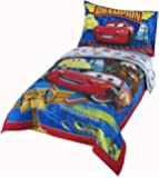Disney 4 Piece Toddler Set, Cars Team 95 (Discontinued by Manufacturer)
