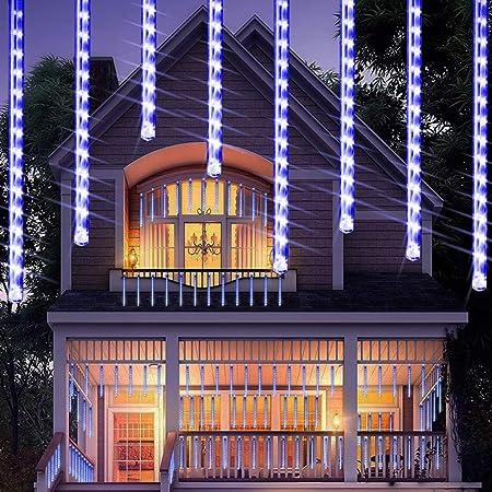 Amazon.com: Lwind - Lámpara de ducha con 8 tubos de luz LED ...