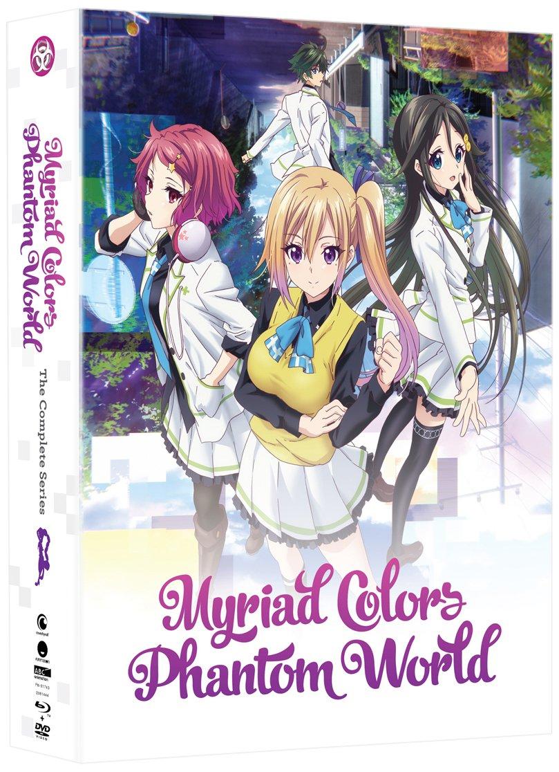 Myriad Colors Phantom World: The Complete Series [Blu-ray]