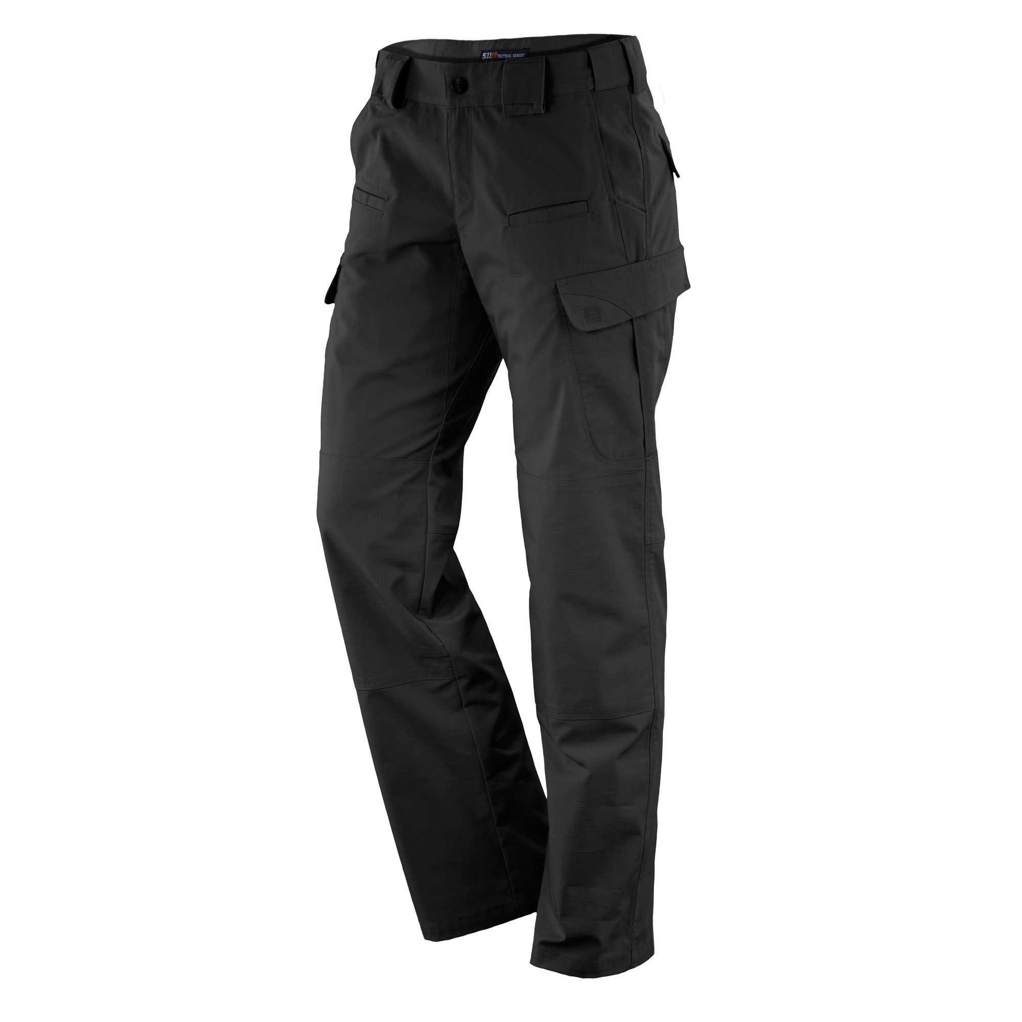 5.11 Tactical Women's Stryke Covert Cargo Pants, Stretchable Fabric, Gusseted Construction, Style 64457 by 5.11