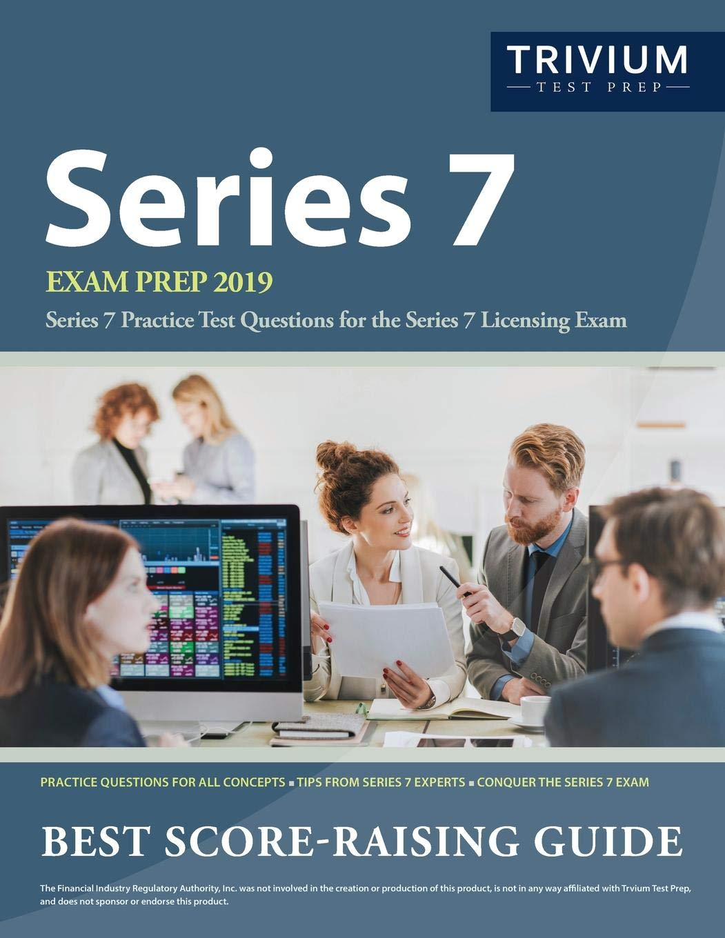 Series 7 Exam Prep 2019: Series 7 Practice Test Questions