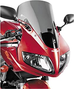 Zero Gravity Tour Windscreen Smoke for Kawasaki Ninja 650R 06-08
