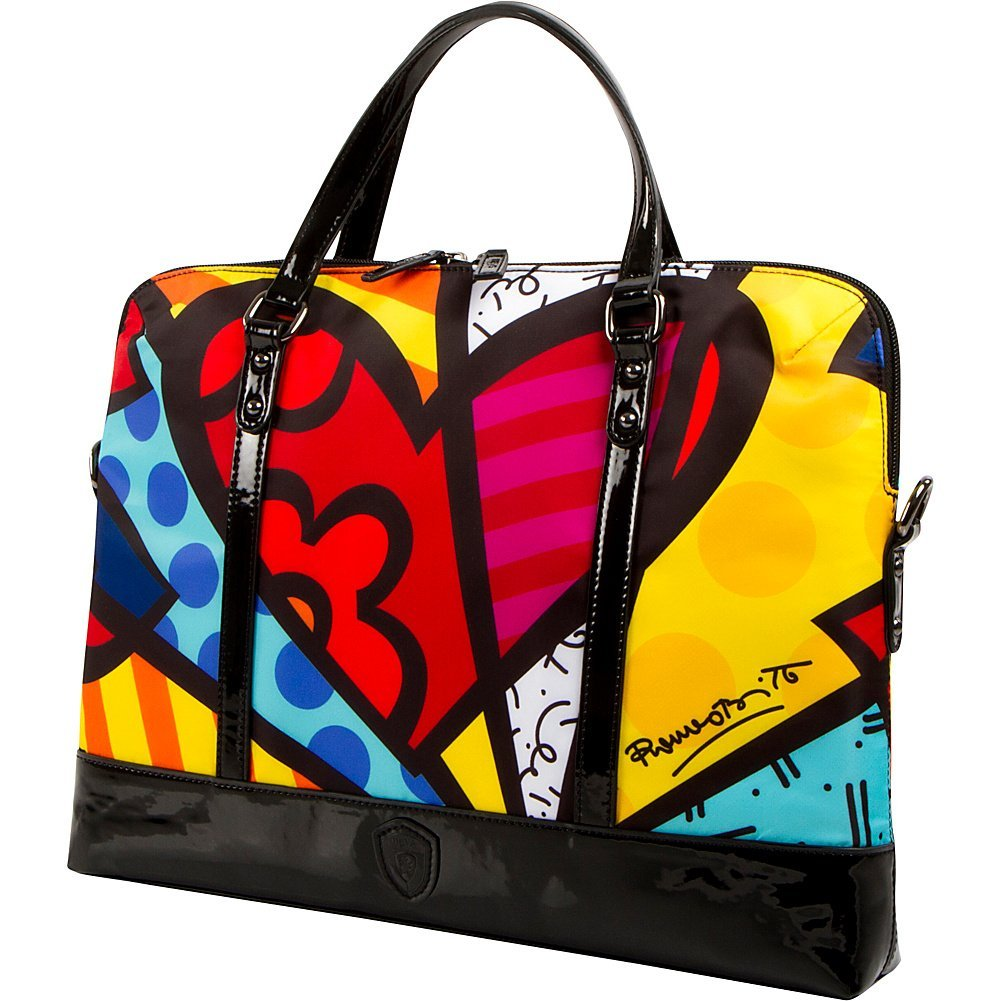 Heys America Britto 'A New Day' Laptop Case (Multi -Britto A New Day)