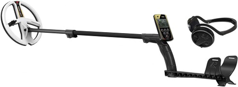 Detector de metales XP ORX plato HF de 22 cms y Auriculares WS ...