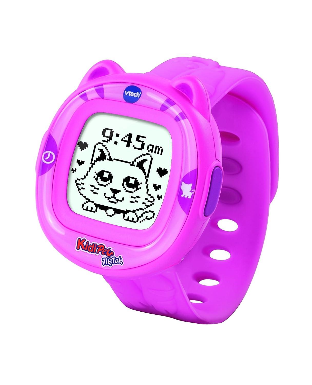 VTech - Kidipet TIK Tak, Juguete electrónico, Color Rosa (3480-170622): Amazon.es: Juguetes y juegos