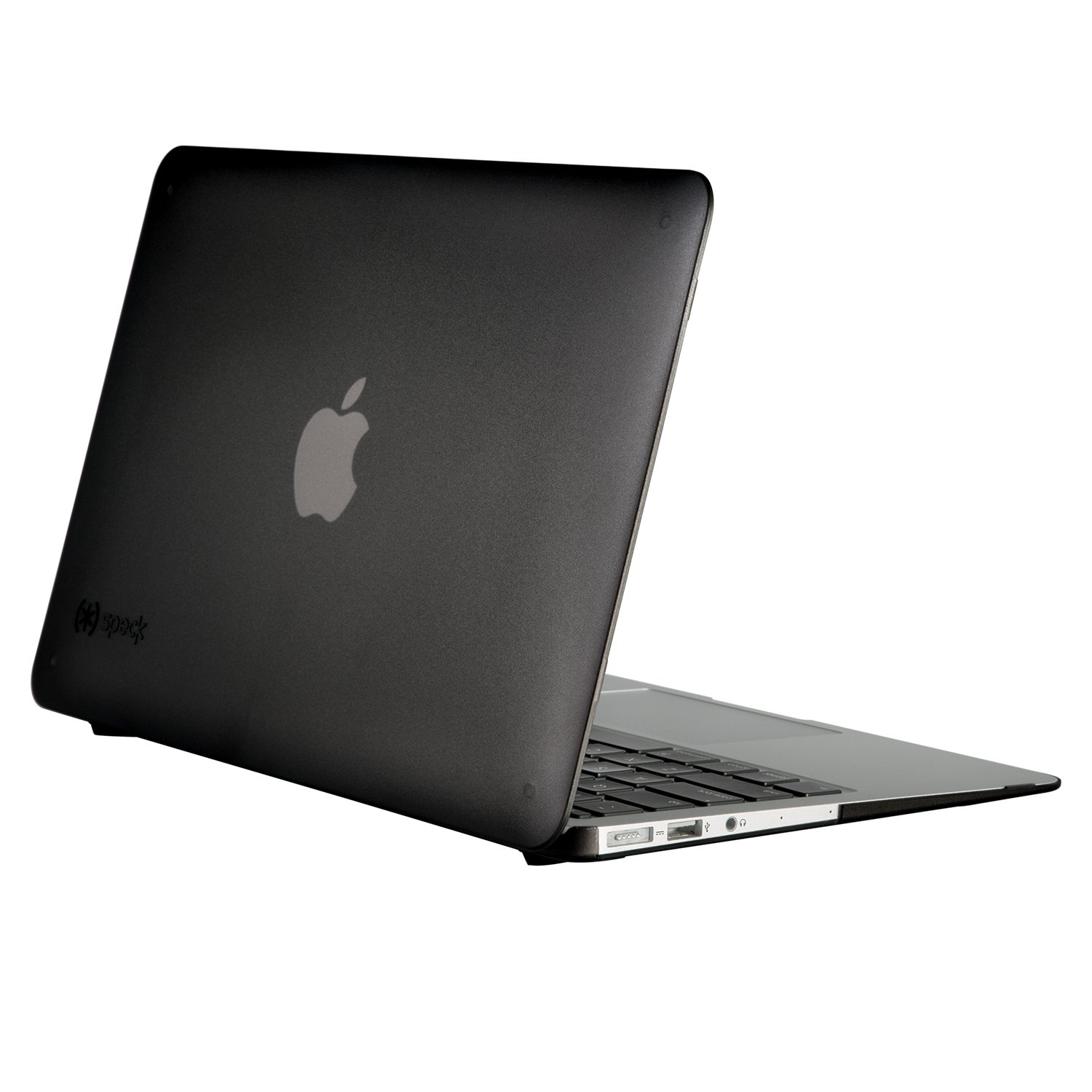 Speck Products See Thru Onyx Case for Macbook Air 13 Inch, Black Matte - 71478-0581 by Speck (Image #1)
