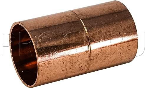 "Bag of 10 1 1//4/"" Copper Cap Sweat Solder Joint"