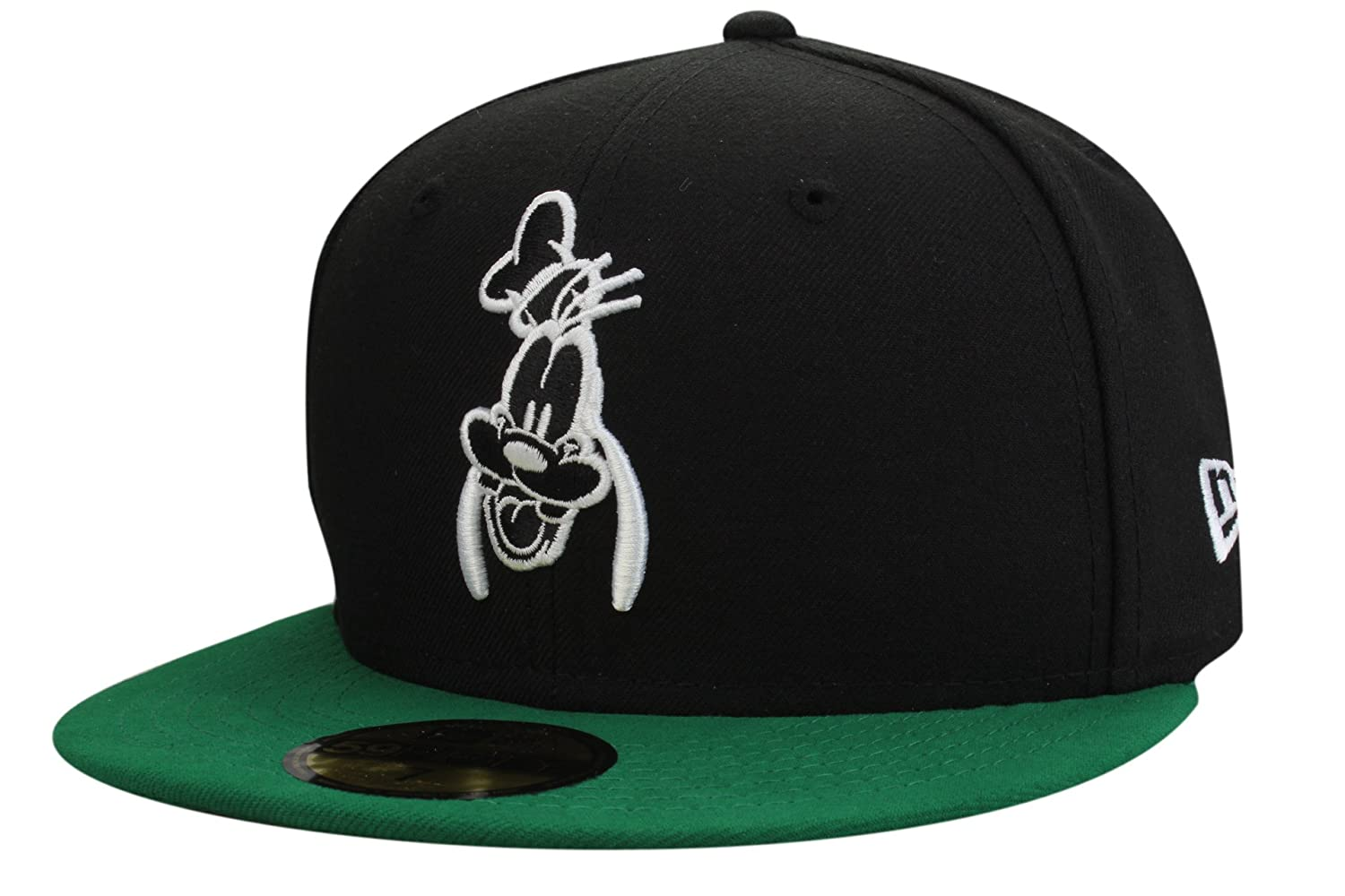 61715fc0f88 Disney Goofy Cap from New Era - Collection  Basic in Black Green ...