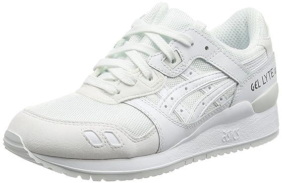 best loved 88ec0 6b055 Asics Gel-Lyte Iii Mens Sneakers White