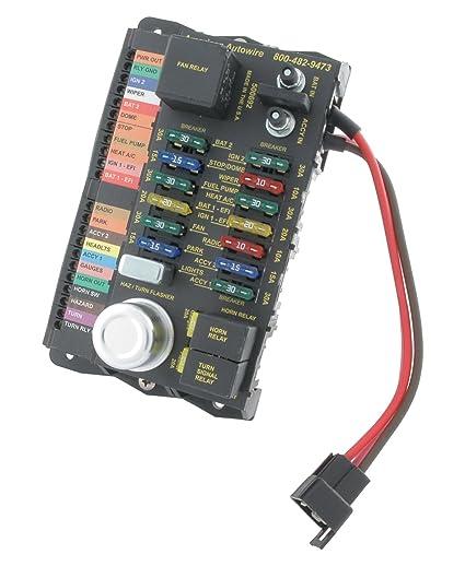 amazon com american autowire 500695 highway 22 modular wiring panel rh amazon com