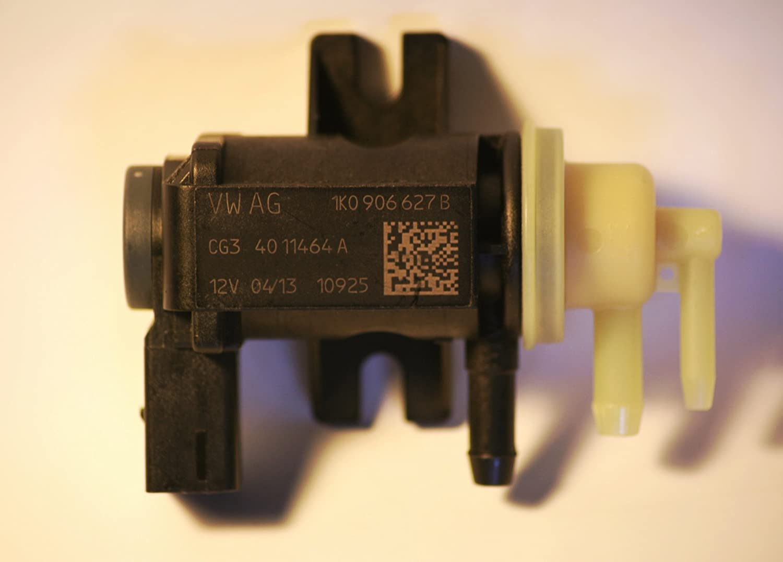 OEM Turbo Solenoid N75 Valve 1K0 906 627B: Amazon co uk: Car