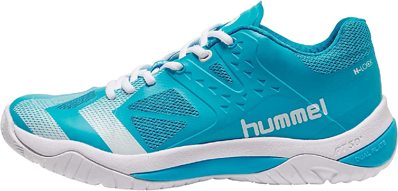 Zapatillas de Balonmano Unisex Adulto hummel Dual Plate Power