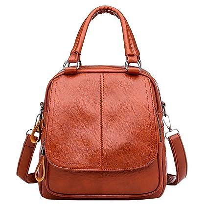 codice promozionale dc9b1 e2d17 Italily Ragazza moda Pelle Cartella Zaino cartella Alunno Viaggio ...