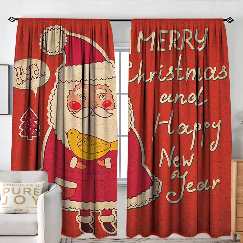 Cortina de Navidad para Puerta corredera, diseño de espinilla ...