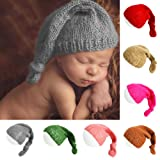preliked Newborn Baby Infants Cute Hand-knitted