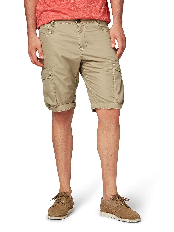 TALLA 33. Tom Tailor - Pantalón Corto - para Hombre